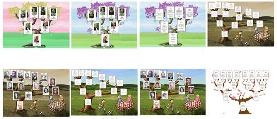 Compléments graphiques 2, donnez du relief à vos arbres