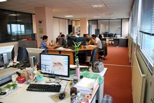 Bureau du CDIP à Osny