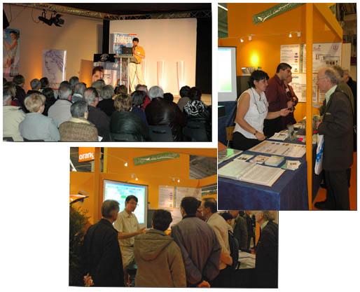 Salon des seniors 2007 blog du guide de g n alogie for Salon des seniors