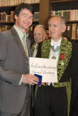 Prix Gustave Chaix d'Est Ange 2005