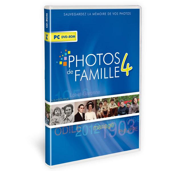 Logiciel Photos de Famille
